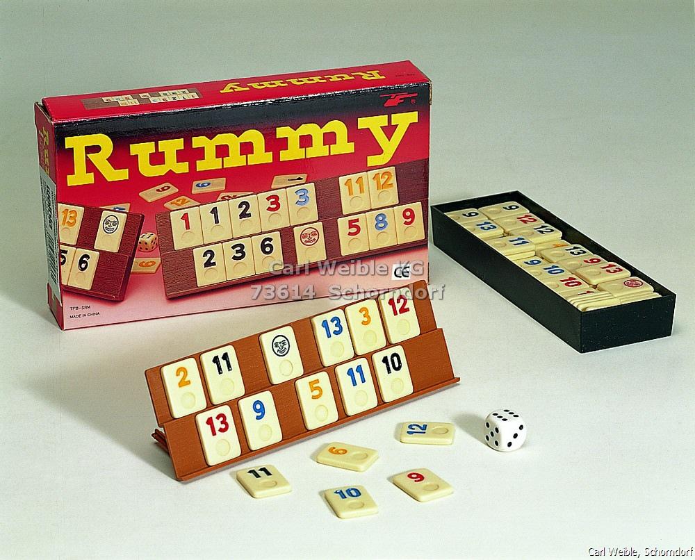 Rommy Spiel